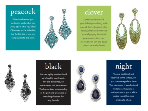 What Does Your Earring Color Say About Your Personality?