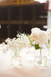 Romantic Simple Wedding Decor