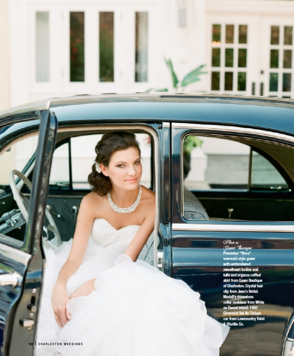 Charleston Weddings ft. Mariell, photography by Corbin Gurkin