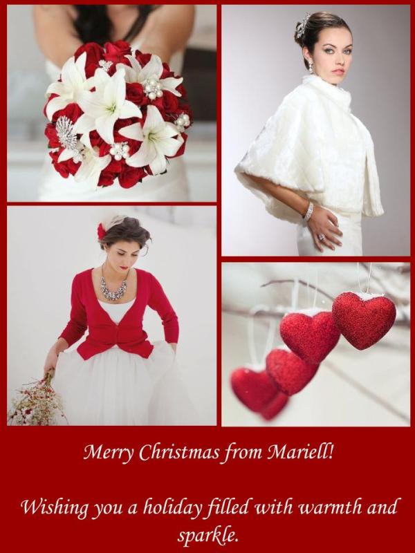 Merry Christmas from Mariell