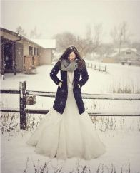 Winter Wedding - Cozy Coats