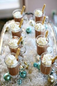 Winter Wedding - Hot Drinks