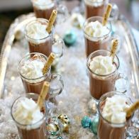 Winter Wedding - Hot Drinks