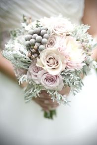 Winter Wedding - Icy Pastels